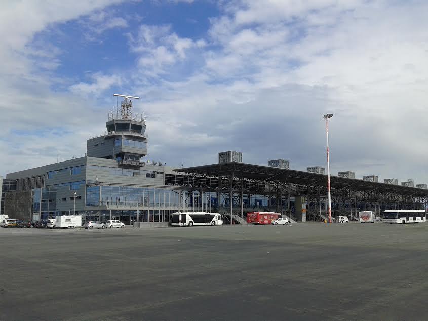 Το αεροδρόμιο Μακεδονία σήμερα