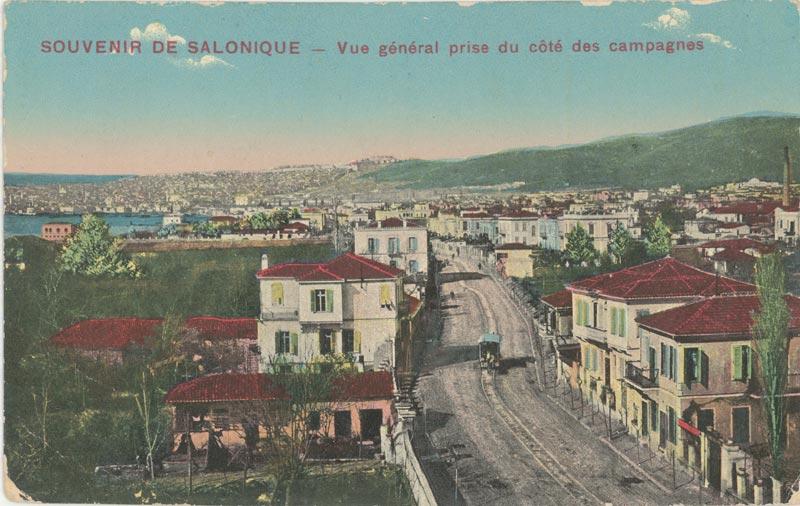Συνοικία Εξοχών-Πύργων Θεσσαλονίκη