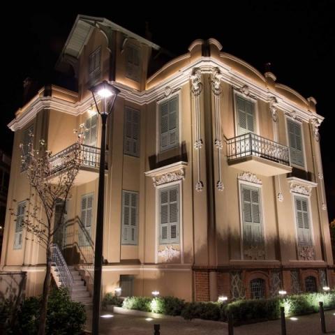 Η Βίλα Πετρίδη photo credits: openhousethessaloniki