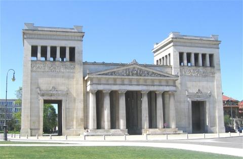 Τα προπύλαια του Μονάχου photocredits: wikipedia